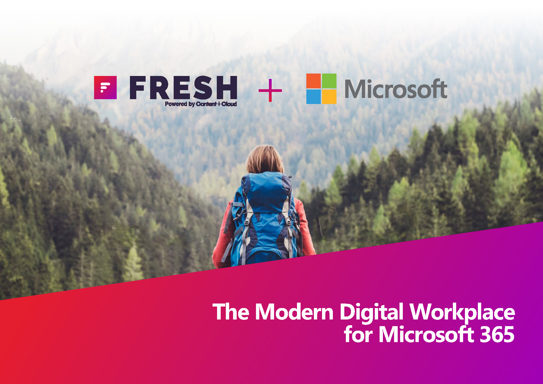 Fresh_ebook Modern Digital Workplace for Microsoft 365 cover image